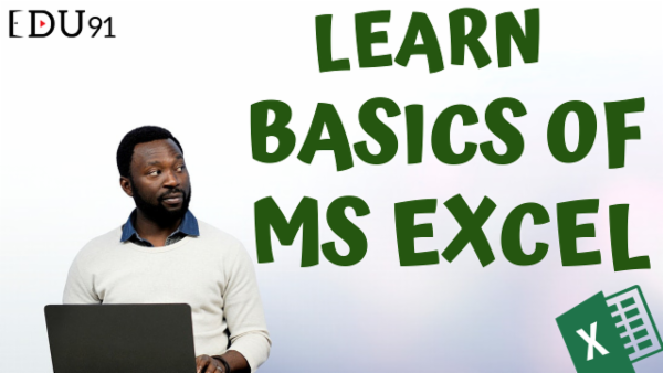 The Ultimate Excel Beginner Course cover